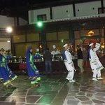 Dancers at hotel - 2