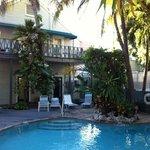 Zwembad Cabana Inn