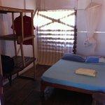 De goedkoopste kamer was perfect voor mij!