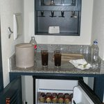 the in suite bar