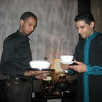 Khalid and Hicham - phantastic service