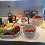 Breakfast Day 1!