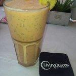 Good morning Koh Tao smoothie... heerlijk!