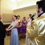 Elvis singing!!
