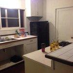 iliahi Cabin #4 kitchen