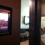 Room with 2 LCD TV