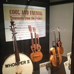 Some of the Guitars showcased!