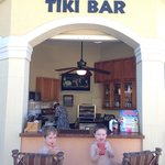 Nice tiki bar. Food could be improved. But drinks are tasty and cold.