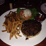 Outstanding Veggie Burger but the fries!!!!!!!!! Amazing!!!
