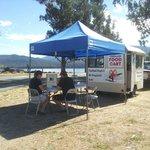 Fiordland Food Cart