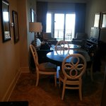 Dining/living area Room:306