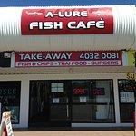 Foto de A-Lure Fish Cafe