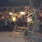 Funky bar and restaurant!