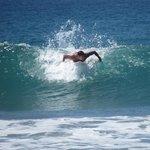Playa El Carmen Nalu Surf School Class