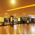 Aerobic Hall