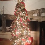 Cajun Christmas tree at Buck & Johnny's