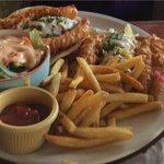 baja fish tacos - YUMMY!!!