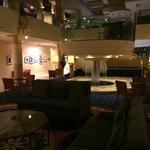 Off main lobby