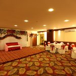 Decor in making - Banquet Hall