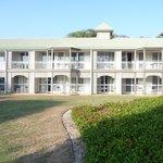 2 storey accommodation