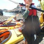 Footprint Kid Friendly Kayak Adventures