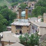 Masouleh Village,Imamzadeh in village