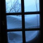 Leise riselt der Schnee bis unters Dach