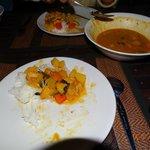 Un repas chez MANGO....excellent