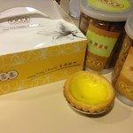 The best egg tarts in HK