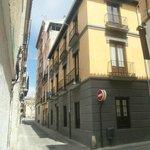La esquina de Casa Montalbán