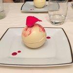 """dessert """"pomme d'amour"""""""