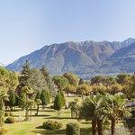 Parkhotel Delta Hotel in Ascona Ticino