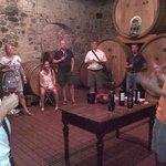 Wine tasting in  Montalcino - Brunello and classical music