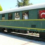 Вагон Ататюрка