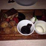 Dessert Tasting platter YUMMO