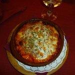 Lasagne...