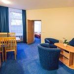 Juniors suite - living room