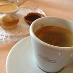 Coffee wonderful!