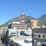 Awesome view of Table Mountain