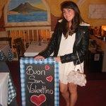Valentines at Il Vesuvio