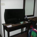tv (mai accesa)