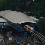 Hang Tuah stop on Kl Monorail (next stop from Imbi)
