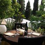 Ristorante Le Colombare, nel Parco sulle Torricelle di Verona