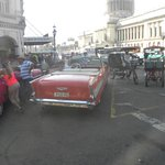 Typical Havana street