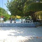 our island Dhangethi