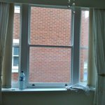 View from one of the £85 a night rooms
