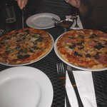 Un pur délice que nos pizzas !  16 février 2014.