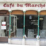 Photo de Cafe du Marche