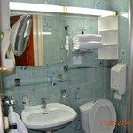 1ère chambre : salle de bain