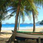 Plage Grande-Anse Terre-de-Bas